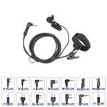 Picture for category Radio Earpiece  Plug