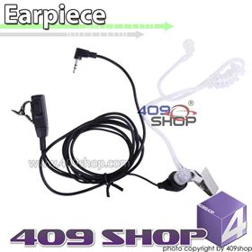 Picture of 2 wire PTT Air Acoustic Earpiece for T4900 T5000 T5100