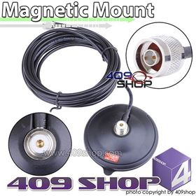 Picture of NAGOYA RB-MJPR N-connector MAGNETIC MOUNT