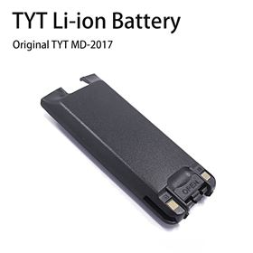 Picture of TYT MD-2017 Two-way radio Li-ion Battery Pack 7.4V 2200mAh for TYT MD2017 Walkie