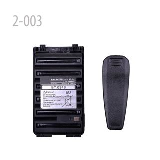 Picture of 7.2V 2000MAH NI-MH BATTERY FOR ICOM BP-264