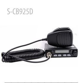 Mini 25.615-30.105mhz Smart Radio Transceiver 8W Walkie Talkie for Car radio