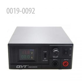 Picture of QYT Power Supply Adjustable Switching Color Screen for Mobile Radio Base Station