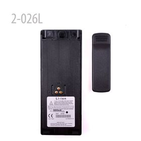 Picture of LI-ION BATTERY 3000MAH FOR MOTOROLA HT-1000,XTS-838