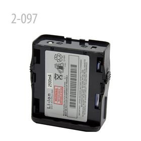 Picture of Li-ion 2500mAh Battery for GP-68