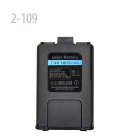 Picture of Li-ion Battery 1.8A for BAOFENG UV-5R WACCOM
