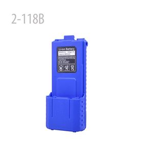 Picture of BAOFENG 3.8AH Blue Battery for UV-5R (not fit UV-5RA/A+/B/C/D/E)