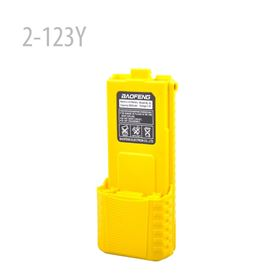 Picture of BAOFENG 3.8AH Yellow Battery for BAOFENG UV-5R