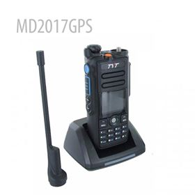 TYT MD-2017GPS Dual Band DMR/Analog 144/430 Radio MD2017