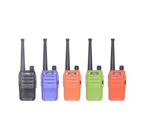 Picture of ASA YX-X2 radio UHF 400-470MHZ black Small radio