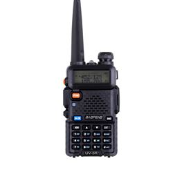 Picture of BAOFENG UV-5R Dual Band 4W HAM RADIO with Earpiece