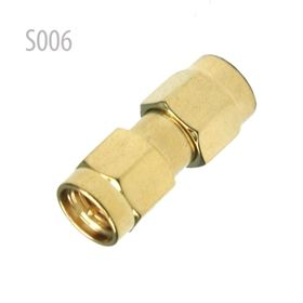 Picture of SMA - male to SMA -male adaptor for radio