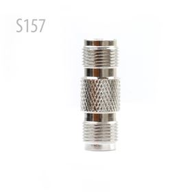 Picture of S157 TNC-K to TNC-K Female high-frequency radio signal conversion adapter