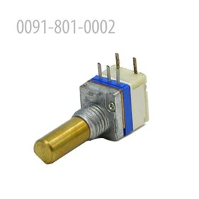 Picture of VOLUME and POWER SWITCH For FDC FDC FD-268 FD-278 FD-288 FD-289