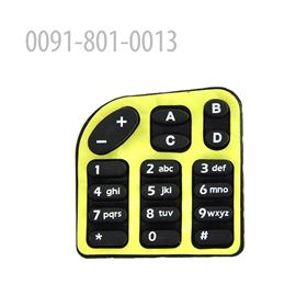 Picture of Rubber Keypad for GP2000