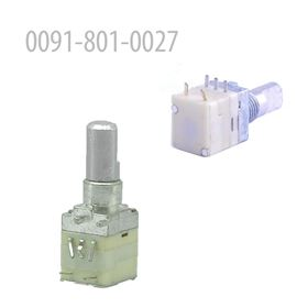 Picture of VOLUME SWITCH FOR CP040 CP180 GP3688 GP3188