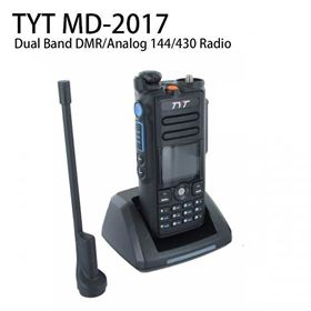 TYT MD-2017 Dual Band DMR/Analog 144/430 Radio MD2017