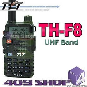 Picture of TYT TH-F8 Two Way Radio UHF 400-480Mhz Camouflage ,Dual Display