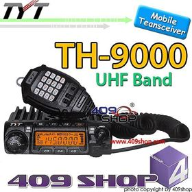 TYT TH-9000D UHF 400-490MHZ MOBILE TRANSCEIVER