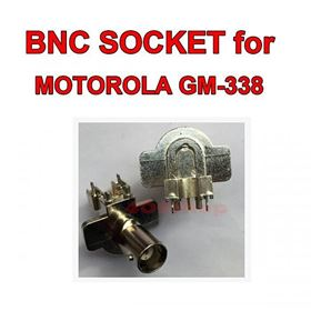 BNC SOCKET for MOTOROLA GM-388