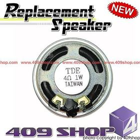 0091-801-0275 Replacement speaker for TK-2107 TK-3107 IC-V8