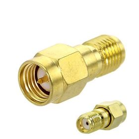 SMA Male Plug to Female Jack RF Connector Adapter