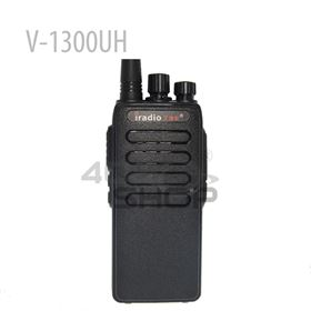 Iradio,V-1300UH,400,480MHz,UHF,Radio walkie,talkie
