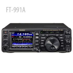 FT-991A ALL-BAND, MULTIMODE PORTABLE TRANSCIEVER